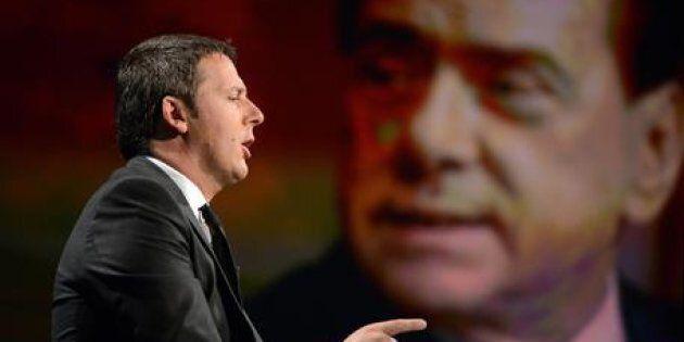 Il Presidente del Consiglio dei Ministri, Matteo Renzi, durante la