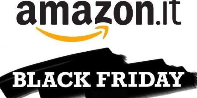Black Friday 2017. Le 15 migliori offerte del 24 novembre su