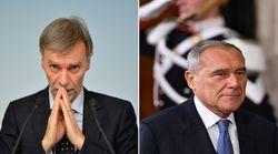 La resistenza per lo ius soli. Grasso, Bersani e Delrio da Napoli: