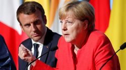 A Tallinn Merkel raffredda Macron: