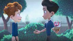 Questo corto rivoluziona l'amore nell'animazione. Per dire ai bambini che l'amore è