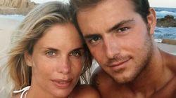 L'amore tra Filippa Lagerback e Daniele Bossari è tutto in uno scatto bellissimo pubblicato su