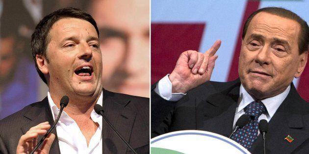 L'inscalfibile asse tra Renzi e Berlusconi: Tedesco, voto e promesse sul