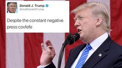 L'ultimo tweet di Trump contro i giornalisti ha lasciato tutti perplessi. Ma lui alimenta il mistero con un altro