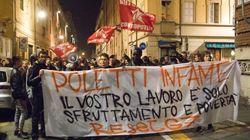 G7, notte di scontri a Torino. Oggi nuove proteste attese alla Reggia di Venaria, sede del