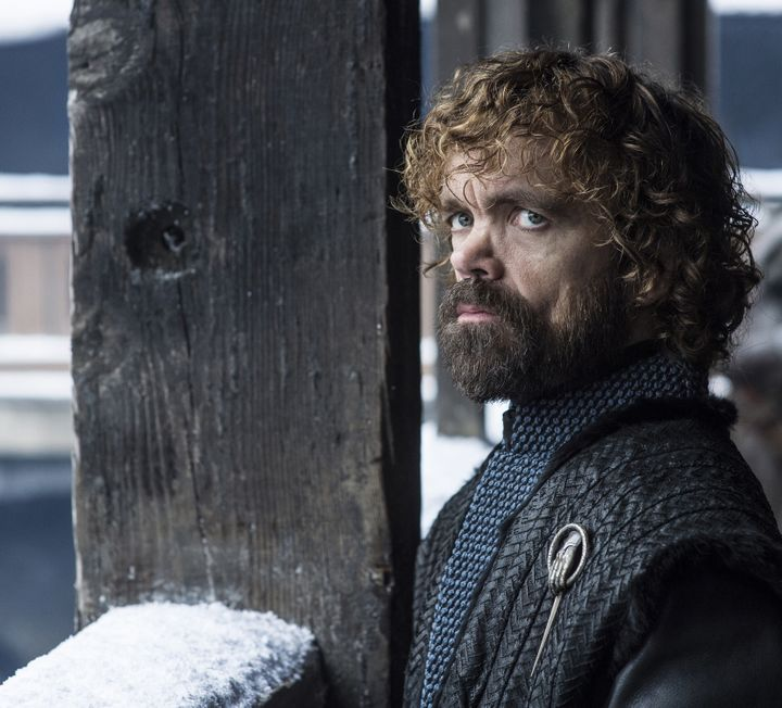 Tyrion. He drinks and doesn't know things.