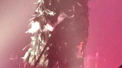 Incidente per Marilyn Manson a Ny: gli cade la scenografia del palco addosso e viene ricoverato in