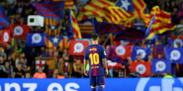Catalogna, a porte chiuse il match Barcellona-Las Palmas al Camp