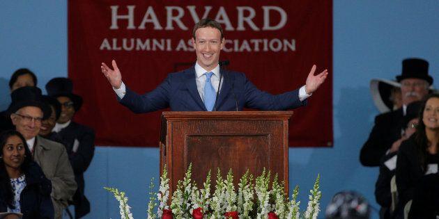 Zuckerberg dall'io al