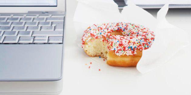 Se sei ingrassato non è colpa dello stress al lavoro. Una ricerca nega che vi sia una correlazione tra...