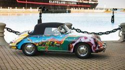 La Porsche di Janis Joplin?