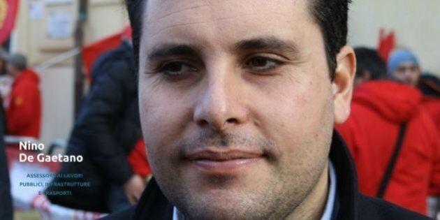 Calabria, Nino De Gaetano agli arresti domiciliari per peculato. È assessore regionale ai lavori pubblici...