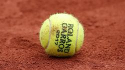 Lavazza al Roland Garros 2017. Agassi