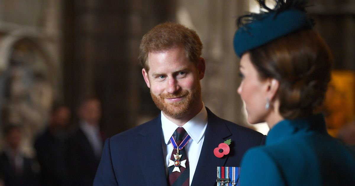 Prince Harry, Kate Middleton All Smiles Days After Awkward Encounter