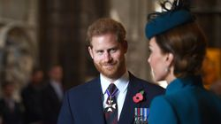 Prince Harry, Kate Middleton All Smiles Days After Awkward