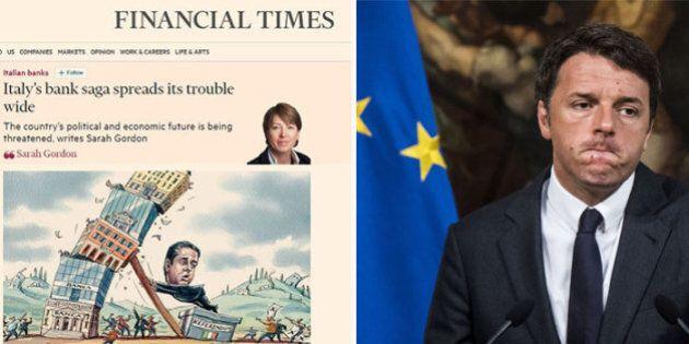 Financial Times: con il no al referendum conseguenze per la crescita dell'Italia e per