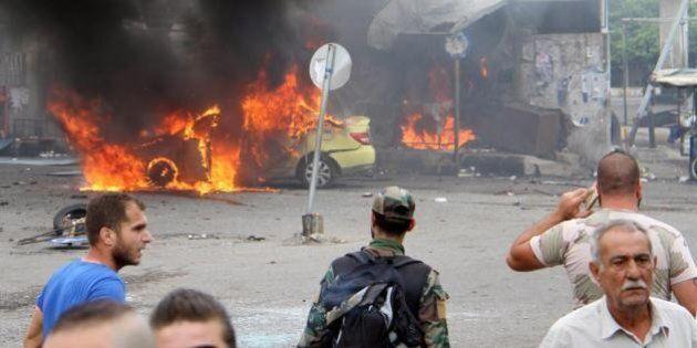 Siria: Isis colpisce a Tartus e Jableh, roccaforti di Assad. Oltre 120