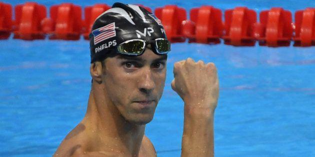 Michael Phelps batte un record olimpico vecchio di 2 mila anni: più medagliato anche di