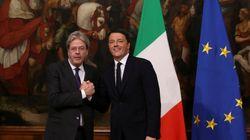 I tweet di Renzi e di Gentiloni non aumentano