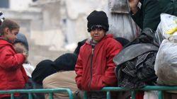 Riprende l'evacuazione di Aleppo.