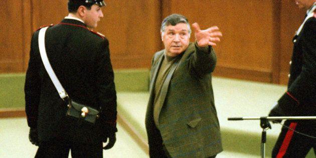 1993, AULA BUNKER PROCESSO A TOTO'
