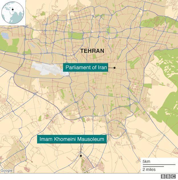 Iran, attacchi al Parlamento e almausoleo di Khomeini. L'Isis rivendica, ma i Pasdaran accusano Arabia...