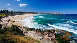 Fotografa il panorama di Sydney e immortala una proposta di matrimonio: la storia diventa virale su
