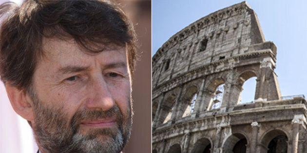 """Il Tar ferma Franceschini anche sul Parco del Colosseo, Raggi esulta: """"Hanno vinto i"""