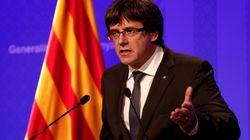 A colloquio con il mite e ragionevole Puigdemont mentre a Barcellona risuona la