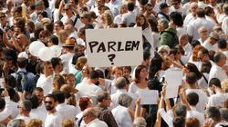 Unionisti in piazza a Madrid, Barcellona e tante città spagnole: