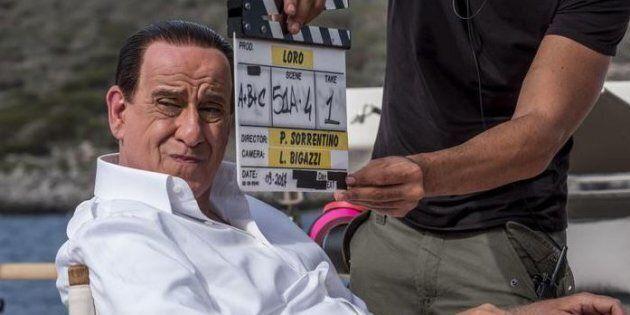 Toni Servillo nei panni di Silvio Berlusconi, prima foto dal film