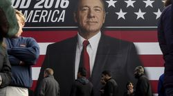 "House of Cards arriva su NOW TV e Frank Underwood ""sbarca"" in"