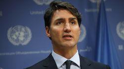 Justin Trudeau ha postato una foto di quando era un giovane insegnante e la rete è