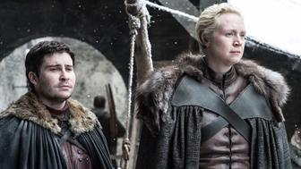 "Daniel Portman as Podrick Payne on ""Game of Thrones"""