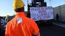 Il giorno della grande protesta. Sciopero all'Ilva contro i 4mila esuberi del nuovo piano, al via la trattativa al
