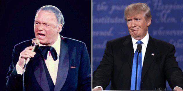 Frank Sinatra mandò a quel paese Donald Trump: non voleva pagarlo per cantare per