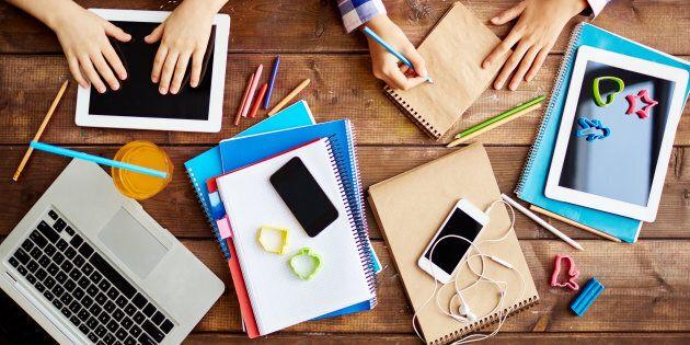 Gli smartphone in classe non significano scuola