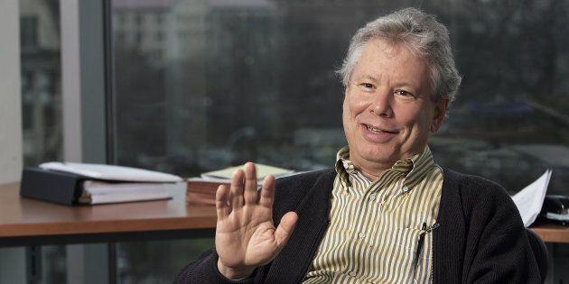 Il Nobel a Richard Thaler, lo studioso che ha psicanalizzato