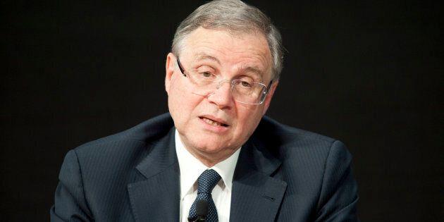 Il governatore Visco punta il dito contro l'Europa: