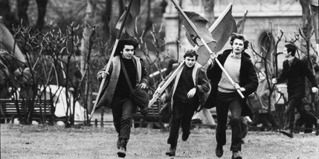 La mostra sul '68 che dimentica la lotta di