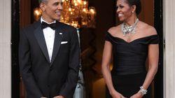 Michelle svela un dettaglio sull'abbigliamento di Barack che nessun fotografo aveva mai