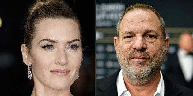 Kate Winslet sulle accuse contro Harvey Weinstein: