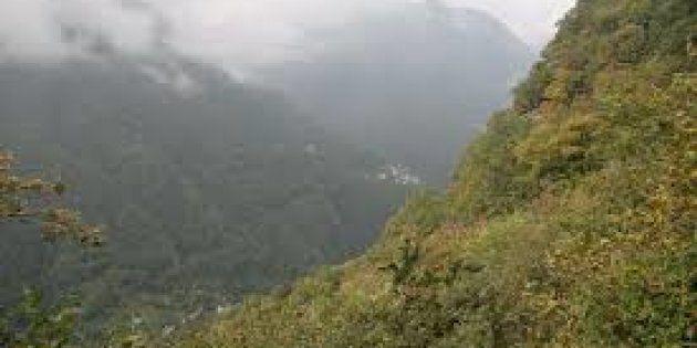 Paolina, la 91enne rimasta l'unica abitante del paese tra le montagne piemontesi: