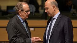 Padoan all'Ecofin: