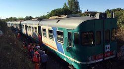 Un altro scontro tra treni in Puglia sul binario unico, dieci feriti. FS: