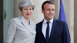 Macron alla May: