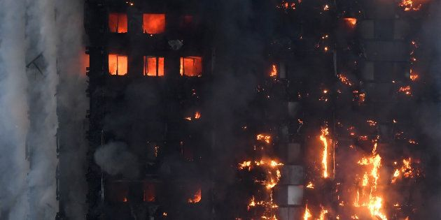 Incendio di Londra, gli inquilini avevano previsto tutto: