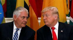 Nbc svela le smanie nucleari di Trump alla base del litigio con Tillerson. The Donald: