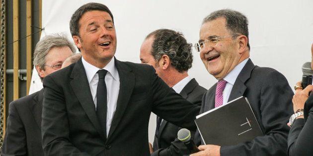 Promemoria per Renzi sull'Ulivo di