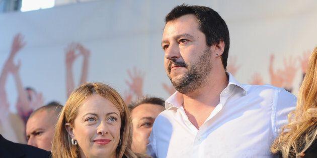 Sui referendum e Rosatellum si spacca il fronte sovranista. Salvini a Meloni: